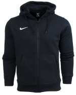 Bluza Nike z kapturem Team Club FZ Hoody Junior 658499 010