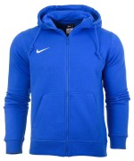 Bluza Nike z kapturem Team Club FZ Hoody Junior 658499 463