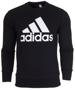 Bluza Adidas meska bawelniana Essentials Big Logo Crew CD6275