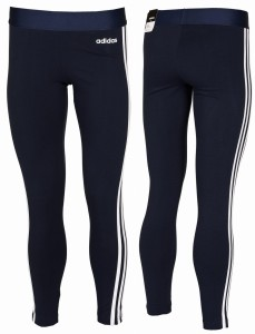 Legginsy damskie adidas Essentials 3 Stripes Tight DU0681