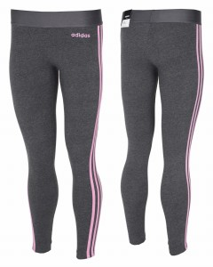 Legginsy damskie adidas Essentials 3 Stripes Tight DU0682