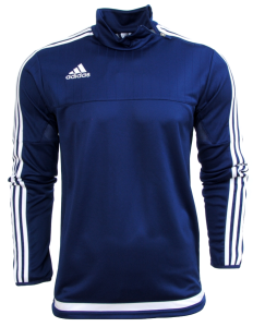 BLUZA ADIDAS TIRO 15 TRAINING TOP GRANATOWA  S22337