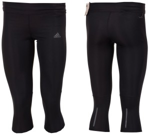 Legginsy damskie adidas Own the run Tight 3/4 W CF6222