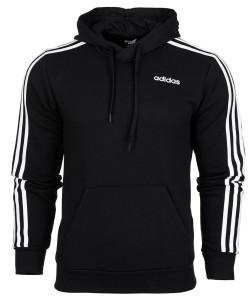 Bluza męska adidas Essentials 3 Stripes Pullover French Terry DU0498