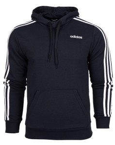 Bluza męska adidas Essentials 3 Stripes Pullover French Terry DU0499