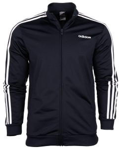 Bluza adidas Essentials 3 Stripes Tricot TT DU0445