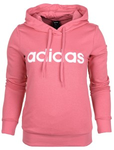 Bluza damska adidas W Essentials Linear OH HD EI0655