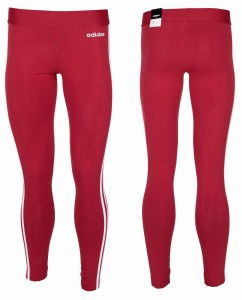 Legginsy damskie adidas Essentials 3 Stripes Tight EI0768