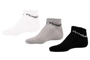 Skarpety Reebok Active Core Ankle Sock 3pary FL5228