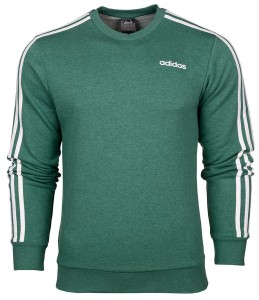 Bluza męska adidas Essentials 3 S Crew French Terry FM6046