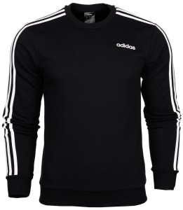 Bluza męska adidas Essentials 3 S Crew French Terry DQ3083