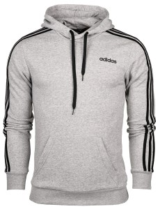 Bluza męska adidas Essentials 3 Stripes Pullover French Terry DQ3091