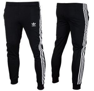 Spodnie Adidas Junior Originals Superstar Pants DV2879