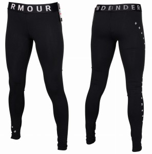 Legginsy damskie Under Armour Favorite Graphic 1351864 001