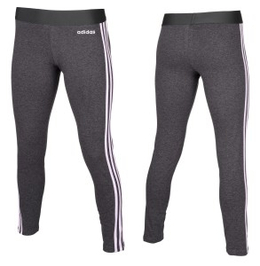 Legginsy damskie adidas Essentials 3 Stripes Tight FM6699