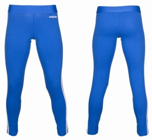 Legginsy damskie adidas Essentials 3 Stripes Tight FM6701