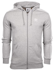 Bluza męska adidas Originals Trefoil 3 Stripes Full Zip ED5969