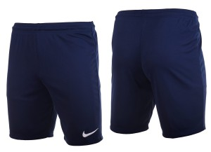 Spodenki Nike krotkie PARK II KNIT Short NB Junior 725988 410
