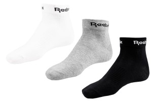 Skarpety Reebok Active Core Ankle Sock 3Pack GH8168