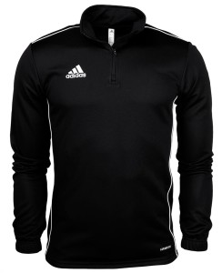 Bluza męska adidas Core 18 Training Top czarna CE9026