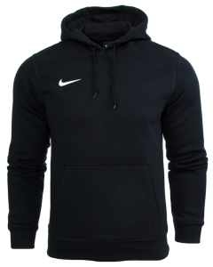 Bluza Nike z kapturem junior bawelniana Team Club Hoody 658500 010
