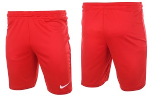 Spodenki Nike krotkie PARK II KNIT Short NB Junior 725988 657