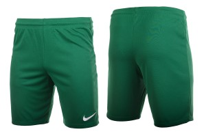 Spodenki Nike krotkie PARK II KNIT Short NB Junior 725988 302