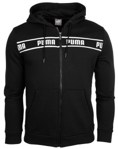 Bluza męska Puma Amplified Hooded Jacket FL 580433 01