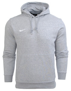Bluza Nike z kapturem junior bawelniana Team Club Hoody 658500 050