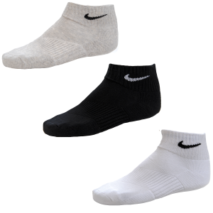 Skarpety Nike stopki 3 pak Quarter Performance Cotton SX4703 901