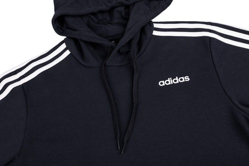 Bluza męska adidas Essentials 3 Stripes Pullover French Terr